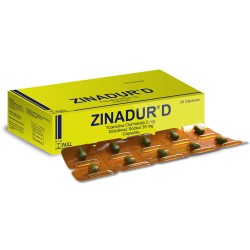 Amebad Plus 500 mg. x 6 Tablets.